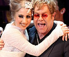 Elton John Warns Lady Gaga is in 'Dangerous Place' and Miley Cyrus About to 'Meltdown'